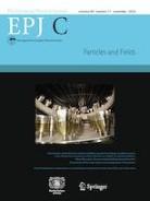EPJ-C 80 cover